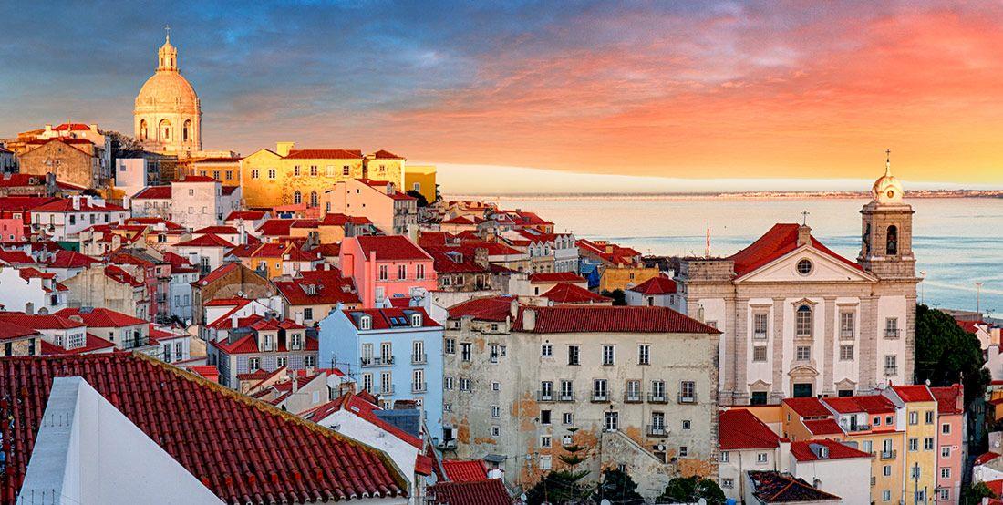 Lisboa, menina e moça.