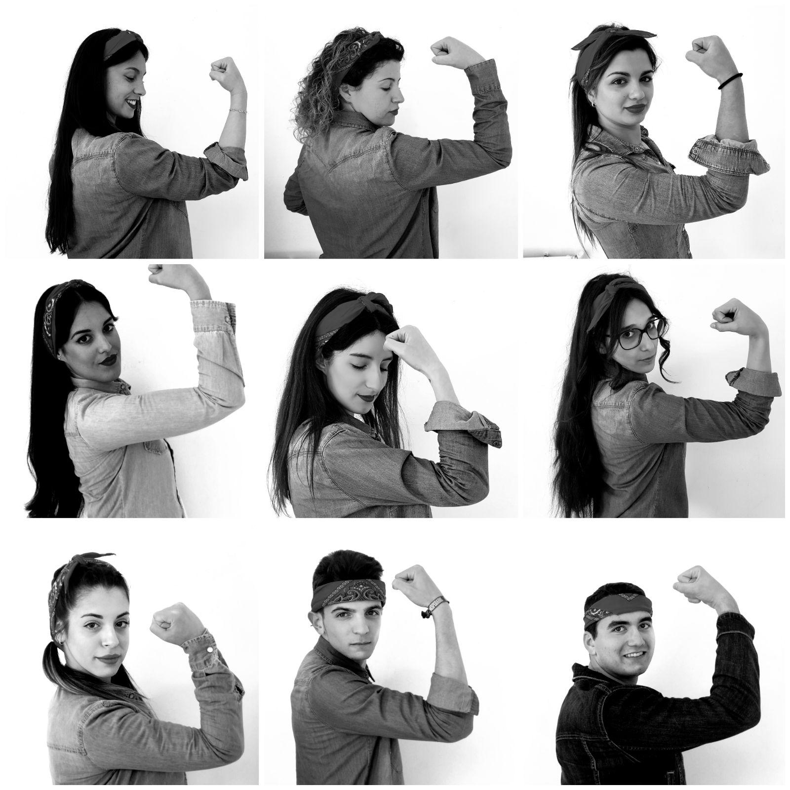 55eef0c0e456 Iconos y simbología para conmemorar el Día Internacional de la Mujer ...