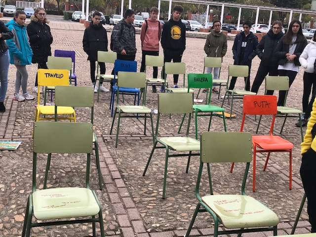 Campaña «Toma tu asiento»