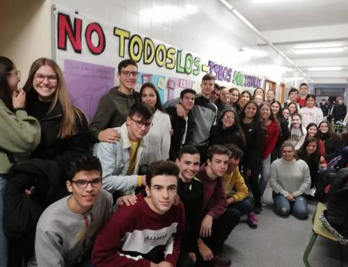 Los alumnos ayudantes siguen trabajando por la igualdad