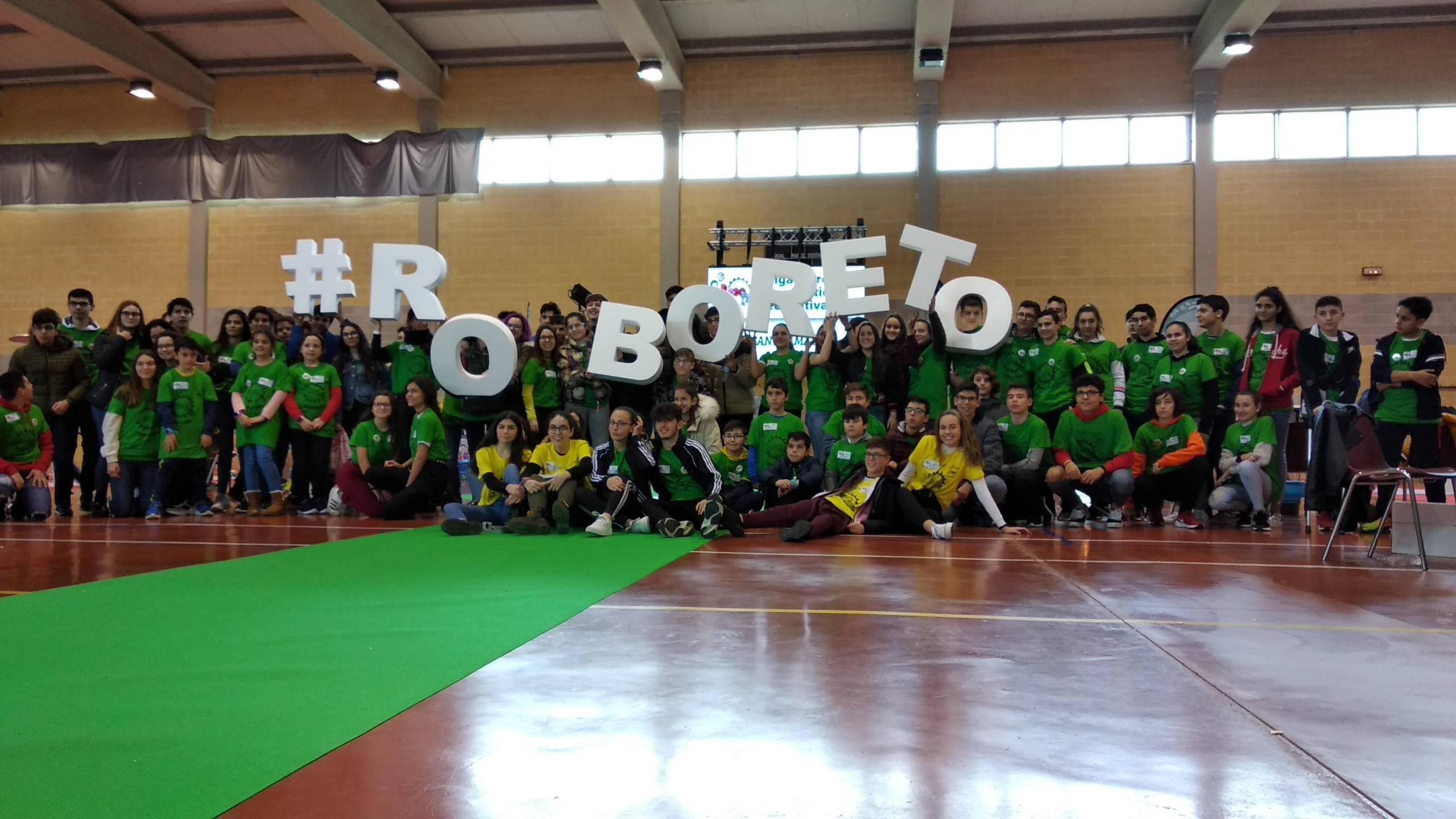Participamos en RoboReto 2020