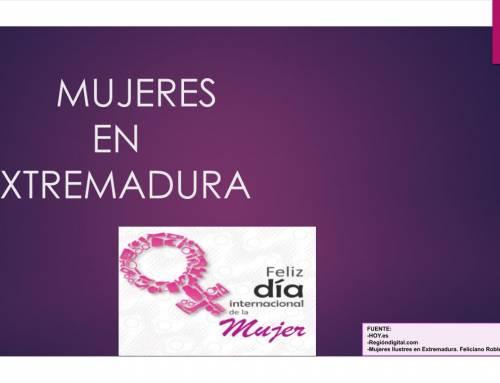 Mujeres de Extremadura