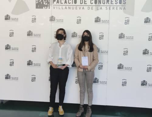 Paula Moreno y Paola Gil, finalistas en la XXXVII edición del Felipe Trigo